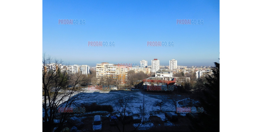 2-roomed apartment in Druzhba 3