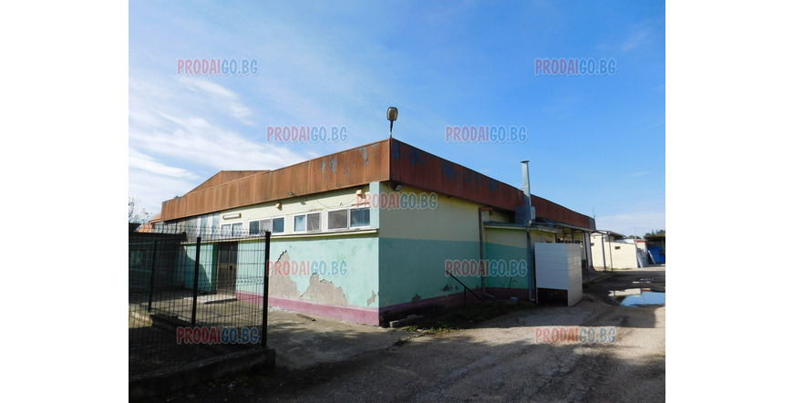 Business building in the town of Razgrad