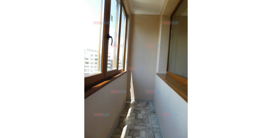 2-roomed apartment in Midia Enos quarter